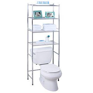 Other - Metal Bathroom Shelf Space Saver (NWT)